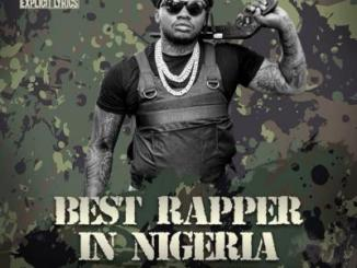 MP3: Khaligraph Jones - Best Rapper In Nigeria (Blaqbonez Diss)