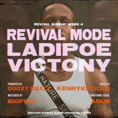 MP3: LadiPoe - Revival Mode Ft. Victony