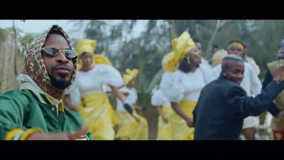 VIDEO: 9ice - Ayepo Gan