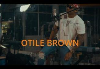 MP3: Otile Brown - Wine