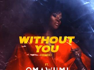 MP3: DJ Tunez - Without You (Remix) ft. Omawumi