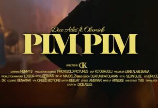 VIDEO: Dice Ailes - Pim Pim ft. Olamide