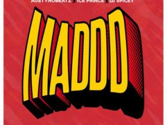 MP3: Austynobeats x Ice Prince x Dj Spicey -Maddd