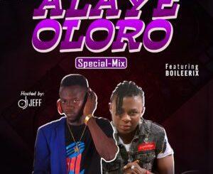 Mixtape: Dj Jeff - Alaye Oloro Special Mix