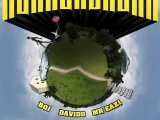 BOJ ft. Davido, Mr Eazi - Abracadabra