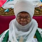 President Buhari mourns Emir of Zazzau