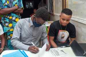 Dency Records Signed Her First Artiste - Mr 3riple