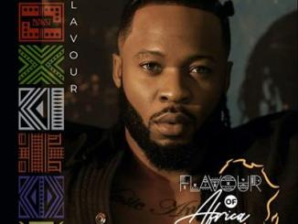 Flavour ft. Fally Ipupa, Tekno - Berna