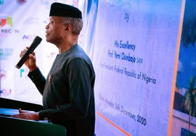 Osinbajo: Why We Are Promoting Modular Refineries, New Vision For Niger Delta
