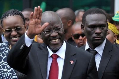 Tanzania's President John Magufuli Dies