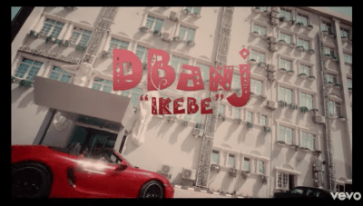 Video: D'banj - Ikebe