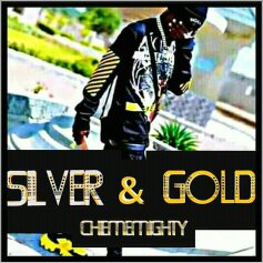 Chiememighty - Silver & gold