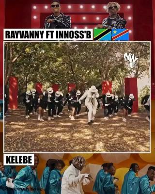 Video: Rayvanny - Kelebe ft. Innoss'B