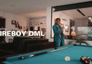 Video: Fireboy DML - Lifestyle