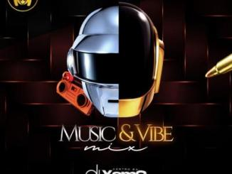 Mixtape: DJ Yomc - Music & Vibe Mix
