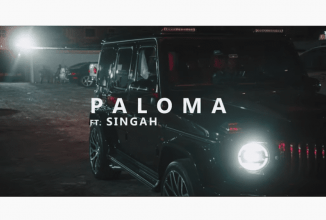 Video: Mr. P - Paloma ft. Singah