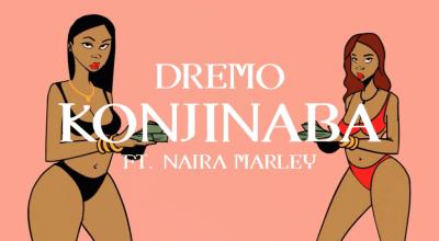 (Lyrics) Dremo x Naira Marley - Konjinaba
