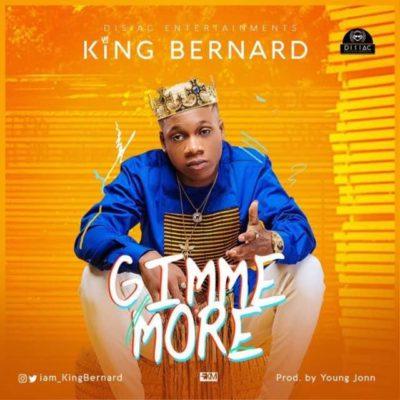 Music: King Bernard - Gimme More