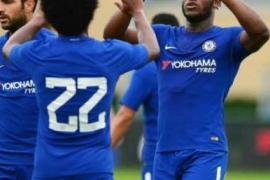 MATCH HIGHLIGHT : Chelsea vs Fulham 8-2 All Goals Friendly Match Highlight 2017
