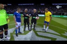 VIDEO : Brazil 2 - 1 Italy [Six Star 201] Highlights 2017