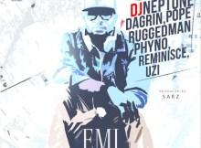 MP3 : DJ Neptune ft Phyno, Ruggedman, Pope, Reminisce, Uzi & DaGrin - Emi Ni Oba (The King)