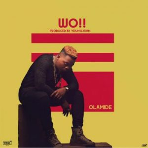 INSTRUMENTAL : Olamide - Wo!! (Prod. Young John)