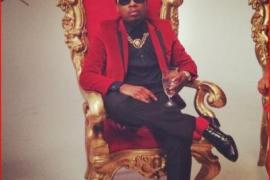 MP3 : Olamide - Sitting On The Throne