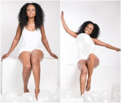 Blossom Chukwujekwu's wife, Maureen gears up for her 30th birthday with stunning photo