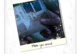 MP3 : Saudí - Make You Proud