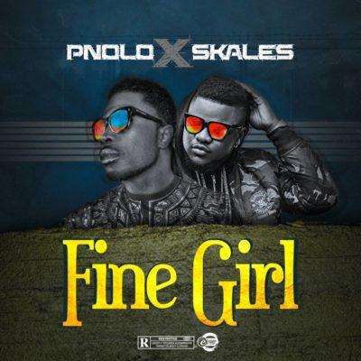 MP3 : Pnolo Ft. Skales - Fine Girl
