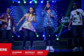 MP3 : Mafikizolo, Nyashinski & Dremo - Ojere