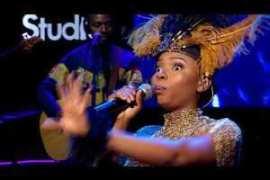 VIDEO: Yemi Alade - Les Disques De Mon Pere