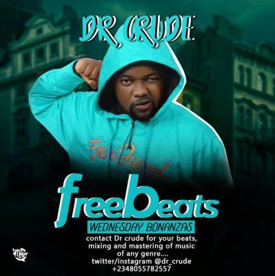 FREE BEAT: Dr Crude - TRAP IT (Wednesday Bonanzas)