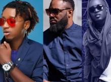 MP3 : Yung6ix ft Praiz & MI Abaga - Grammy Money