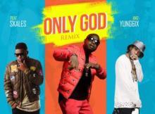 MP3 : Frankie Jay - ONLY GOD (Remix) Ft Yung6ix X Skales