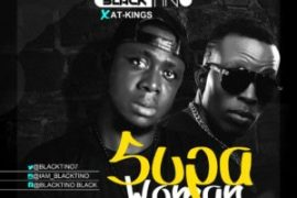 MP3 : Black Tino - Supa Woman ft. AT. Kings