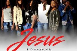 MP3 : P.D Wallson & 121Selah - Jesus