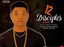 Freebeat: 12 Disciples (Prod By Endeetone)
