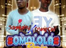 MP3: Sanmighty X Yung Cee - OMOLOLA (Remix)