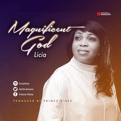 MP3: Licia - Magnificent God