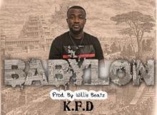 MP3:  KFD - Babylon ft. Fayz x Slowmo (Prod By Willis Beatz)