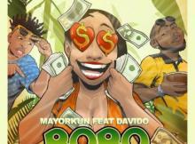 MP3: Mayorkun - BOBO Ft. Davido