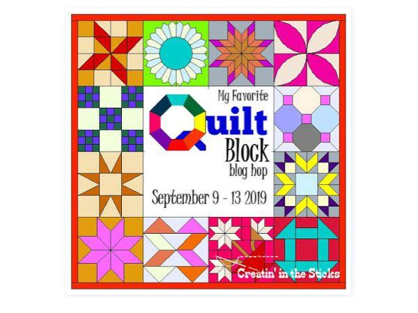 My Favorite Block Blog Hop