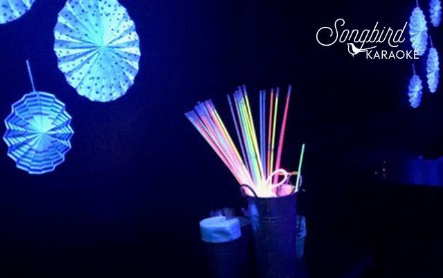 Glow Karaoke Theme
