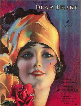 dear-heart-sheet-music-1919