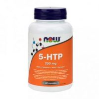 NOW FOODS 5-HTP 60caps 200mg Tyrosine