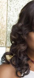 Curly-wavy hair