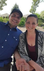 Tony and Rebecca Janzen