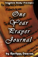 Songdove Books - One Year Prayer Journal