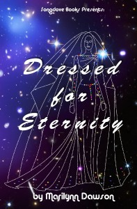 Cover Art for next book: Dressed for Eternity